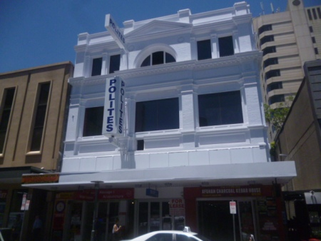 (pic - Story) Hindley Street - Time Zone