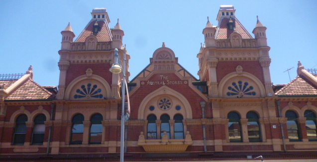 (pic - Story) Hindley Street - Title
