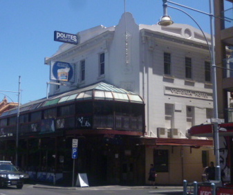 (pic - Story) Hindley Street - Woolshed