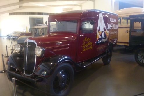 (pic - Story) Motor Museum - Commercial Vehicle 01