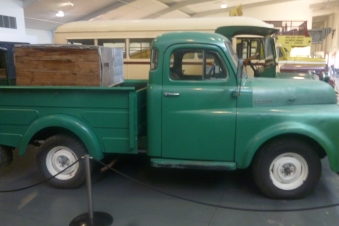 (pic - Story) Motor Museum - Commercial Vehicle 04
