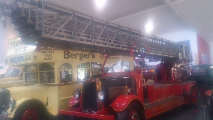 (pic - Story) Motor Museum - Commercial Vehicle 06