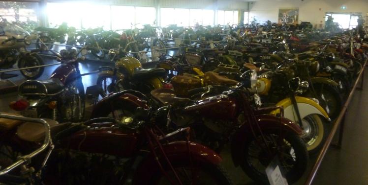 Motor Bike Room
