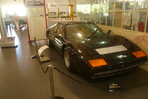 (pic - Story) Motor Museum - Sports Car 01