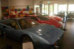 (pic - Story) Motor Museum - Sports Car 02