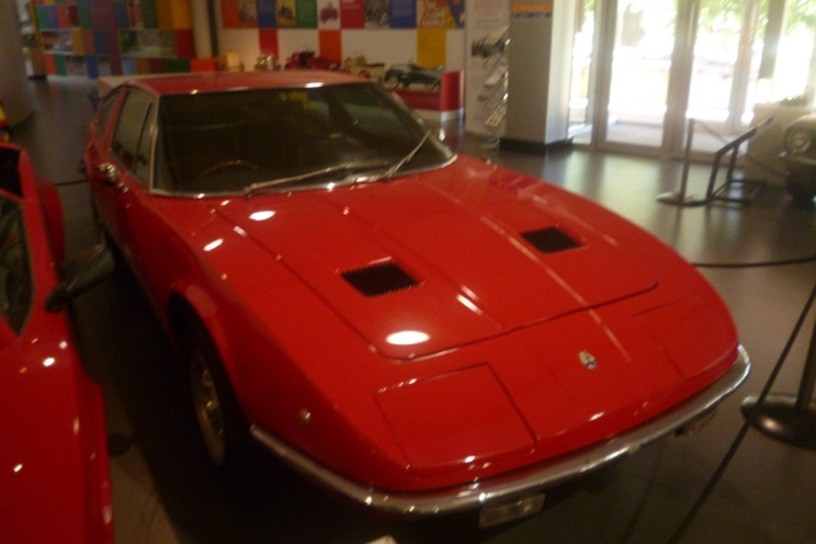 (pic - Story) Motor Museum - Sports Car 04