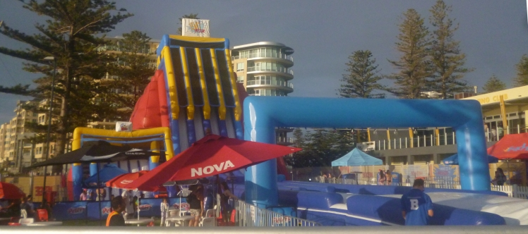 (pic - Story) NYE Glenelg - The Wedge