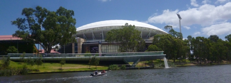 (pic - Story) Popeye - Adelaide Oval