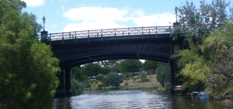 (pic - Story) Popeye - Frome St Bridge