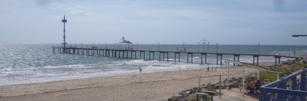 (pic - Story) Brighton SA - Brighton Jetty