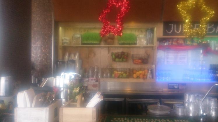 (pic - Story) Brighton SA - Espy Juice Bar