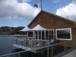 (pic - Story) Double Bay - Double Bay Wharf Cafe