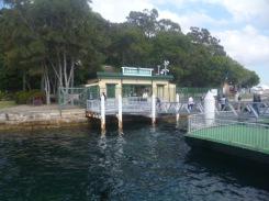 Garden Island Wharf