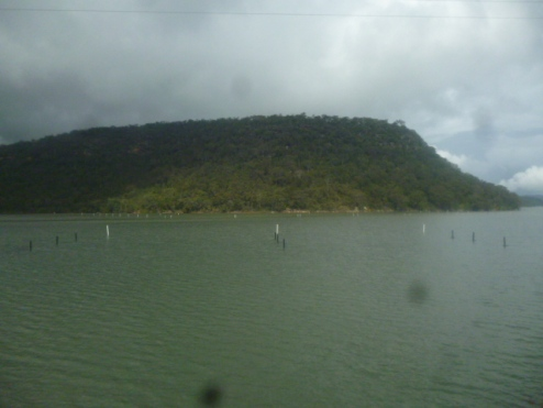 (pic - Story) Gosford Glyphs - Hawkesbury River 01