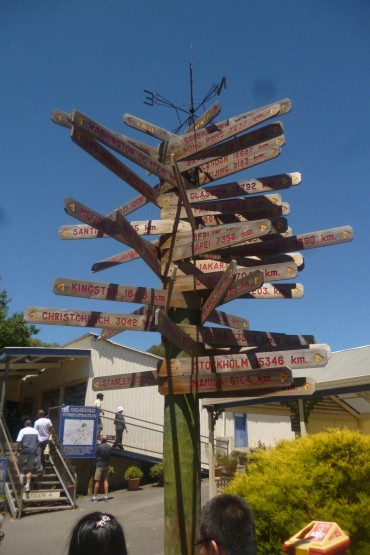 (pic - Story) Gumeracha - Sign Posts 02