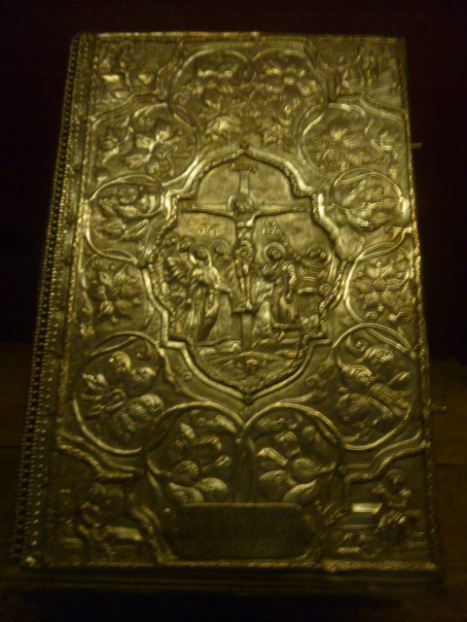 (pic - Story) Hellenic Museum - Bible Cover