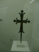 (pic - Story) Hellenic Museum - Byzantine Cross