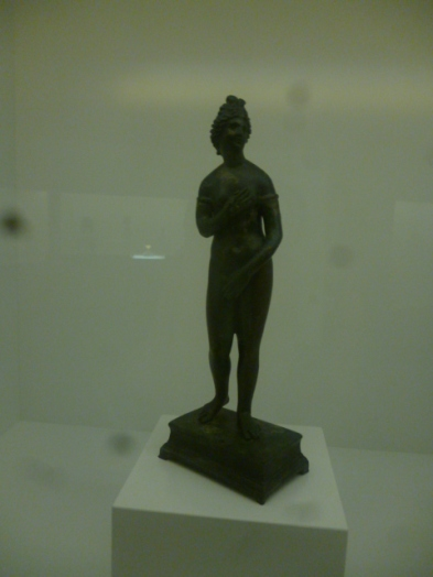 (pic - Story) Hellenic Museum - Nude Aphrodite