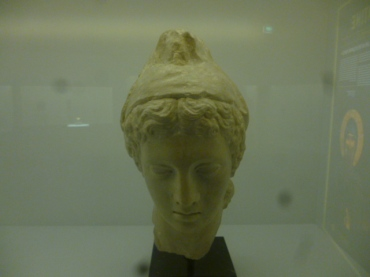 (pic - Story) Hellenic Museum - Paris Head
