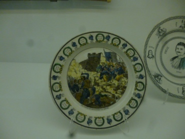 (pic - Story) Hellenic Museum - Revolutionary Plates 01