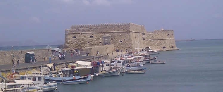 (pic - Story) Hellenic Museum - Venetian Fortress
