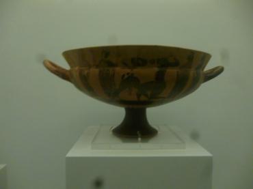 Attic Wine Bowl