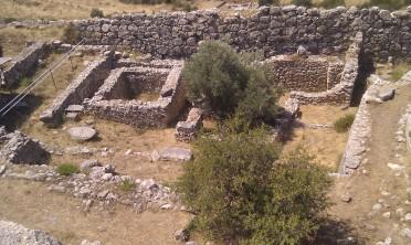(pic - Story) Hellenic Musuem - Mycene Ruins 06