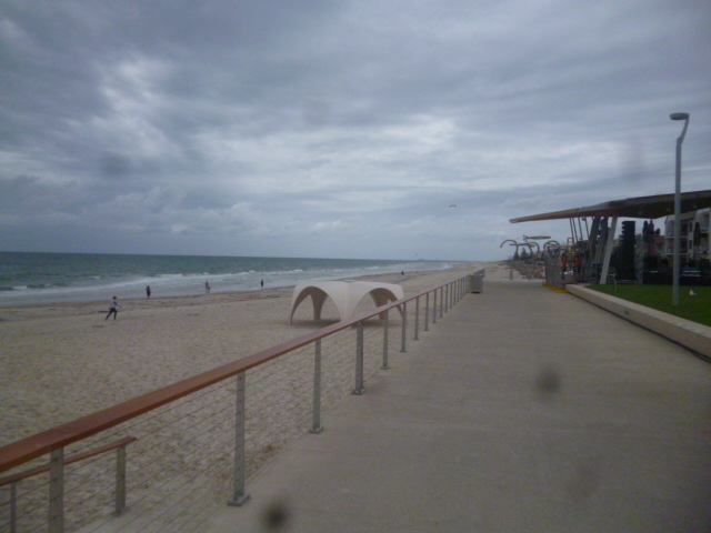 (pic - Story) Henley & Grange - Henley Beach Foreshore 04
