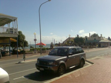 Henley Square Before
