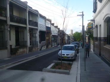 (pic - Story) Paddington - Backstreet 01