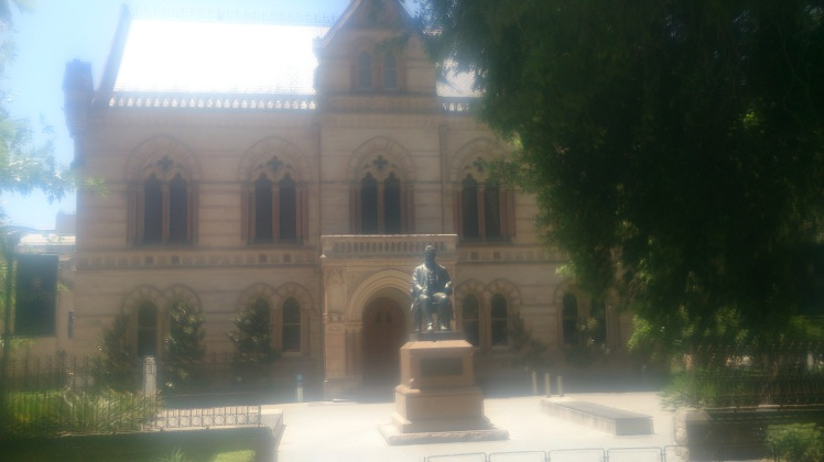 (pic - Story) The Rundles - Adelaide Uni
