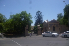 (pic - Story) The Rundles - Government House Entrance