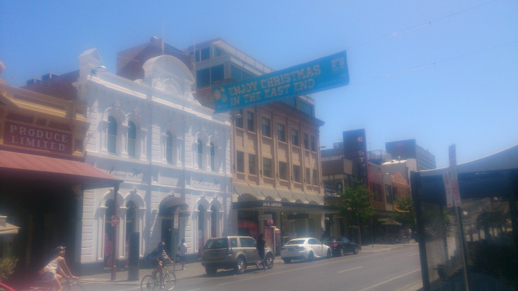 (pic - Story) The Rundles - Rundle Street Buildings