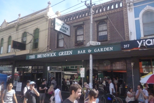 The Brunswick Green