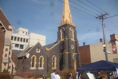 (pic - Story) Brunnie Festival - Building 01
