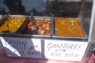 (pic - Story) Brunnie Festival - Goat Curry
