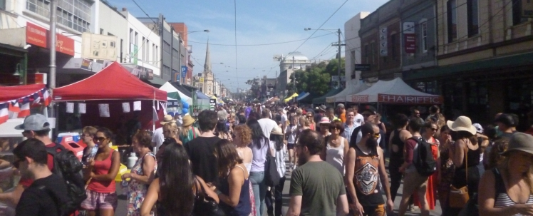 (pic - Story) Brunnie Festival - Street Party