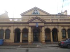 (pic - Story) Paddington - Police Station