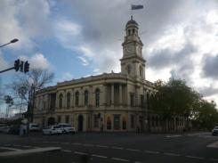 (pic - Story) Paddington - Post Office