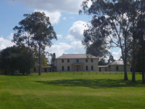 (pic - Story) Parramatta - Governors Manor 01