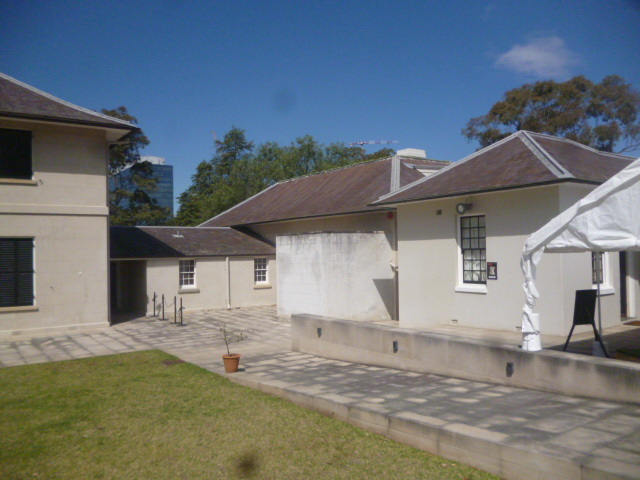 (pic - Story) Parramatta - Governors Manor 04