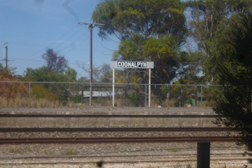 (pic - Story) To Melbs - Coonalpyn 03