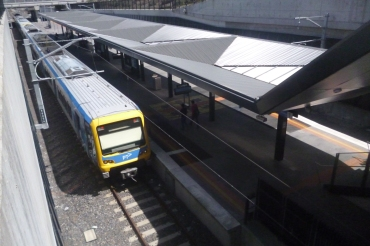 (pic - Story) Whittlesea - South Morang Station 02