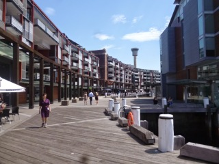 Walsh Bay Wharfs