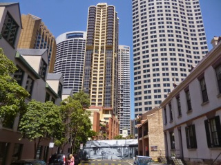 Sydney Skyscrapers