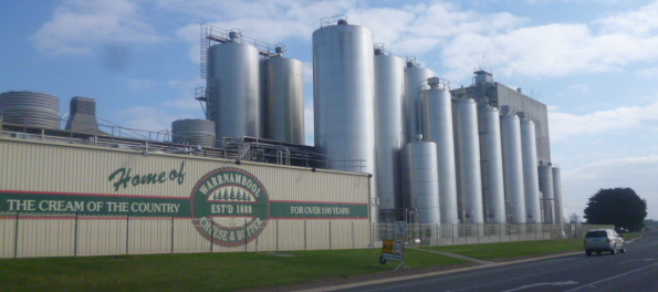 (pic - Story) Warnambool - Cheese Factory