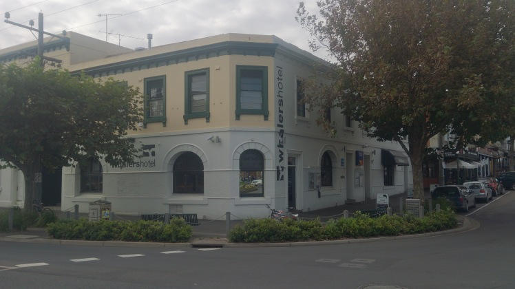 (pic - Story) Warrnambool - Whaler's Hotel