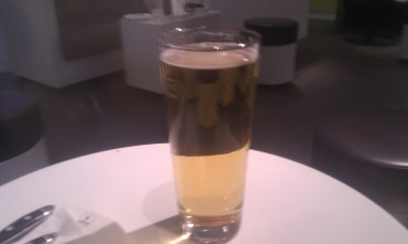 A Small Beer that was, well, small