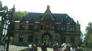 Entry to Drachenschloss