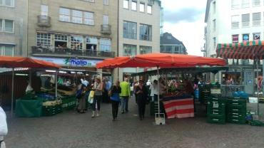 The Marktplatz